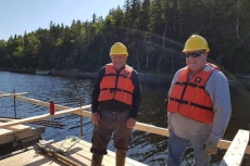 DFO - MSA Margaree River Counting Trap