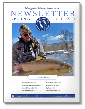 2019 Fall Newsletter - Margaree Salmon Association