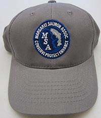 Clay Margaree Salmon Association Hat